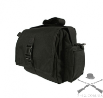 Сумка BLACKHAWK! Battle bag Black 28х13х25 см черная