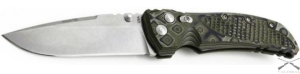 Нож Hogue EX-01 Tactical Folding Knife (G10, зелёный)